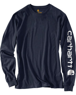 Carhartt Men's Long Sleeve Graphic T-Shirt, , hi-res