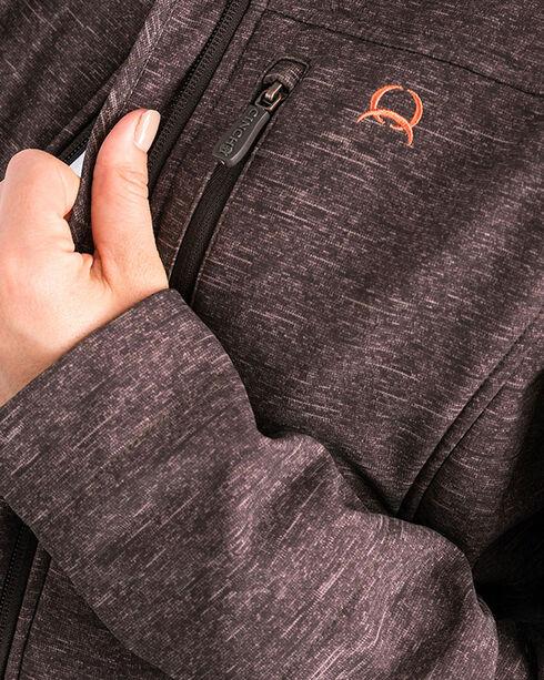 Cinch Women's Logo Concealed Carry Bonded Jacket, , hi-res
