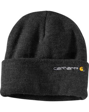 Carhartt Wetzel Watch Hat, Black, hi-res