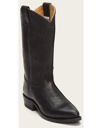 Frye Women's Billy Black Pull On Boots - Pointed Toe , , hi-res