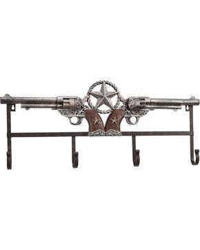 BB Ranch Pistol Wall Hook, No Color, hi-res