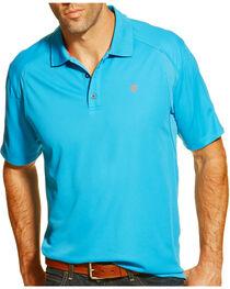 Ariat Men's AC Tek Polo Shirt, , hi-res