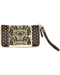 Savana Ivory with Lace Wallet, , hi-res