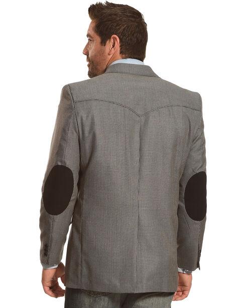 Circle S Men's Houston Elbow Patch Sport Coat, Multi, hi-res