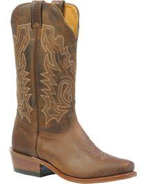 Boulet Cowboy Boots - Cutter Snip Toe, , hi-res