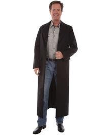 WahMaker by Scully Long Ruffle Frock Coat - Big & Tall, , hi-res