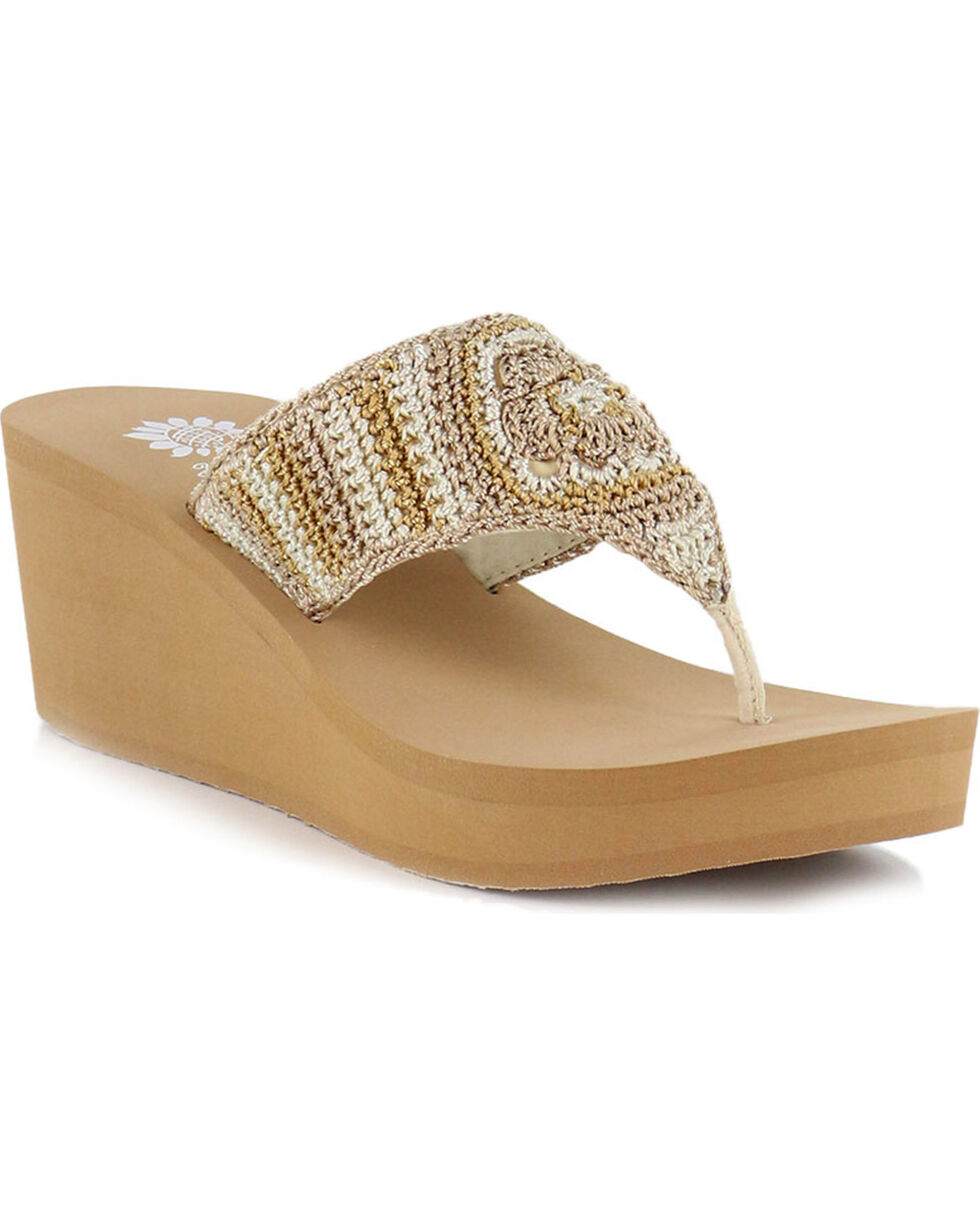 Yellow Box Women's Nash Sandals , Natural, hi-res
