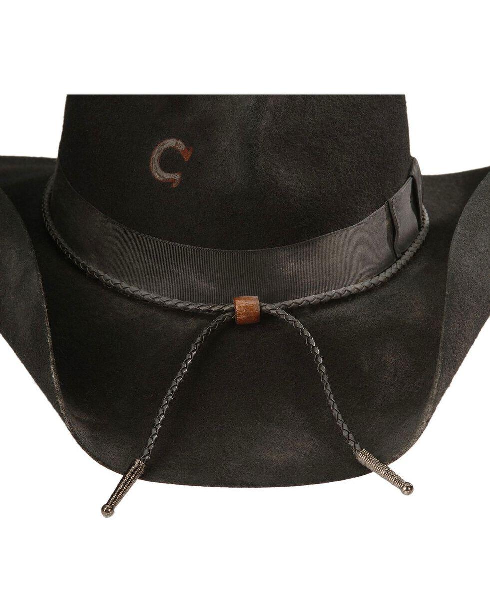 Charlie 1 Horse Women's Desperado Wool Hat, Black, hi-res