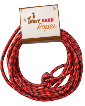 Lil' Boot Barn Nylon Red Rope, No Color, hi-res