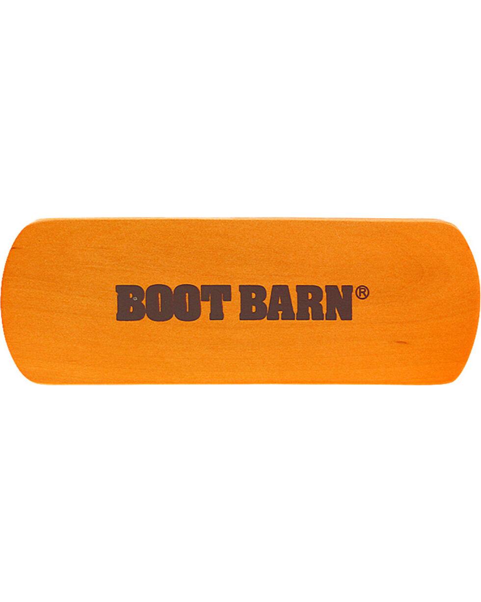 Boot Barn® Horse Hair Boot Brush, Brown, hi-res