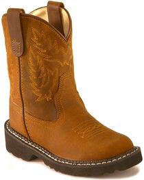 Jama Children's Tubies Western Boots, , hi-res