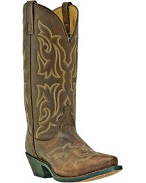 Laredo Women's Runaway Western Boots, , hi-res