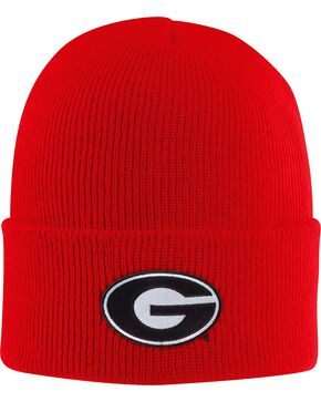 Carhartt Men's Georgia Watch Beanie, Red, hi-res