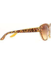 Blazin Roxx Leopard Print Topaz Sunglasses, , hi-res
