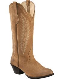 Ariat Driftwood Brown Desert Sky Western Boots, , hi-res