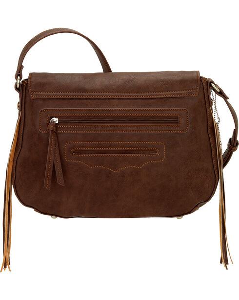 Bandana by American West Lexington Crossbody Flap Bag, , hi-res