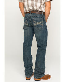 Cody James® Men's Dusty Trail Slim Boot Cut Jeans, , hi-res
