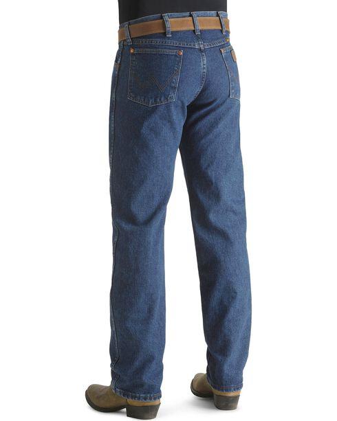 Wrangler Jeans - 13MWZ Original Fit Premium Wash - Reg, Stonewash, hi-res