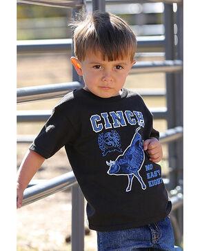Cinch Toddler Boys' Bull Riding T-Shirt, Black, hi-res