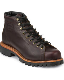 Chippewa Men's  Lace-to-Toe Field Boots, , hi-res