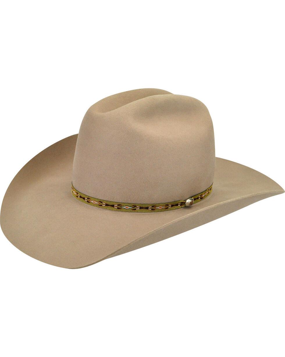 Bailey Men's Tan Bridger 3X Wool Felt Cowboy Hat, , hi-res