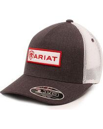 Ariat Men's Logo Patch Ball Cap, , hi-res