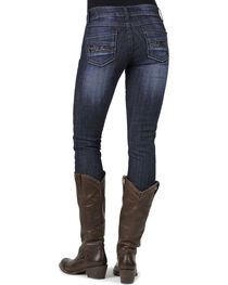 Stetson Women's Pixie Fit Skinny Jeans, , hi-res
