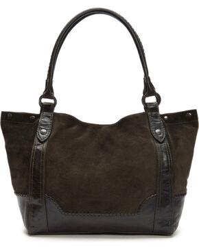 Frye Women's Melissa Whipstitch Shoulder Bag , Dark Brown, hi-res
