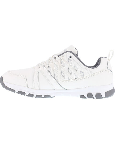Reebok Women's Athletic Oxford Shoes - Soft Toe , White, hi-res