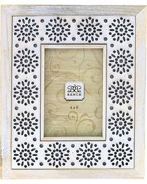 BB Ranch® Floral Cutout Picture Frame, , hi-res