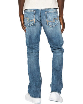 Silver Men's Indigo Craig Easy Fit Jeans - Boot Cut , Indigo, hi-res
