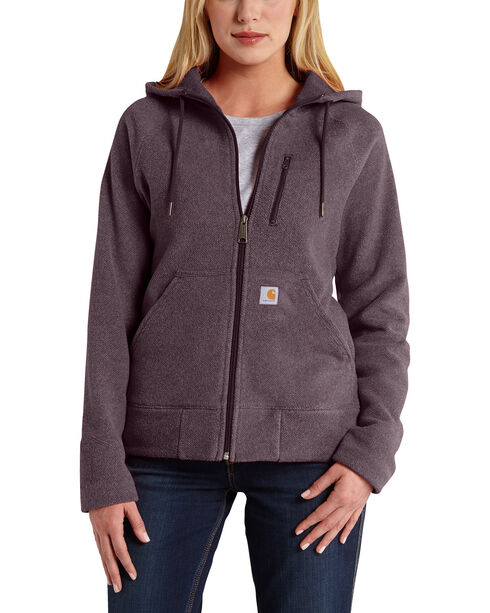 Carhartt Women's Kentwood Jacket, Plum, hi-res