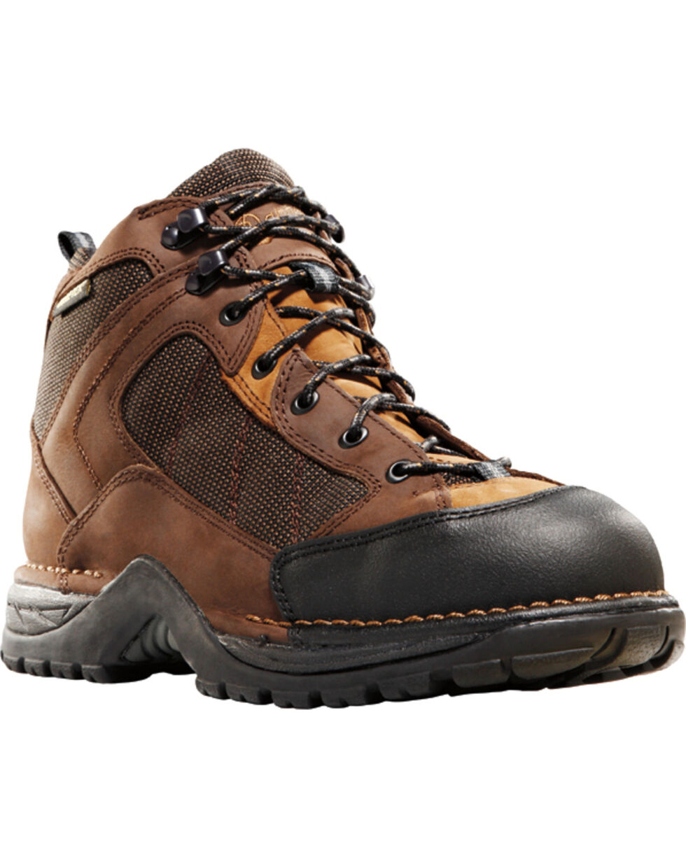 "Danner Men's Radical 452 5.5"" Hiking Boots, Dark Brown, hi-res"
