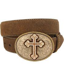 Nocona Women's Vintage Cross Belt, , hi-res