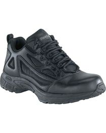 Reebok Men's Athletic Oxford Work Shoes - Round Toe, , hi-res