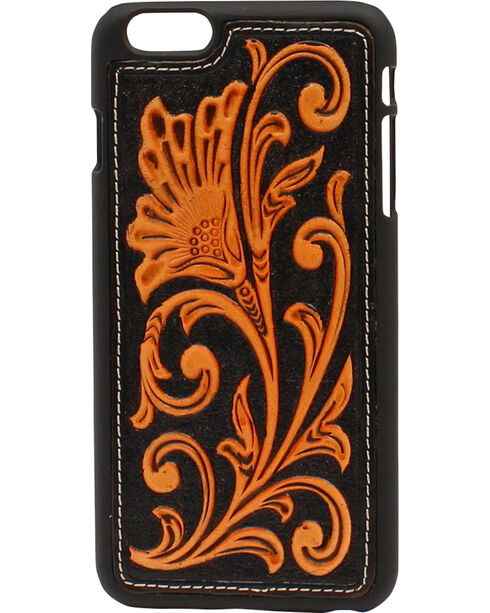 Nocona iPhone 6 Plus Floral Scroll Case, , hi-res