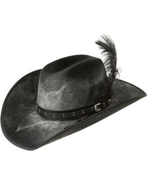 Renegade by Bailey Women's Gene Western Hat, Grey, hi-res