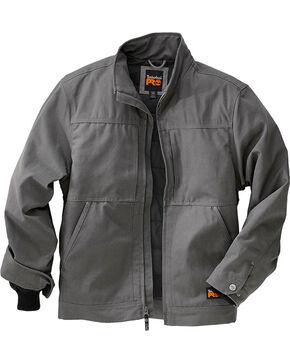 Timberland Pro Men's Grey Baluster Work Jacket , Black, hi-res