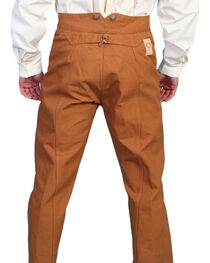 Wahmaker by Scully Canvas Saddle Seat Pants - Tall, , hi-res