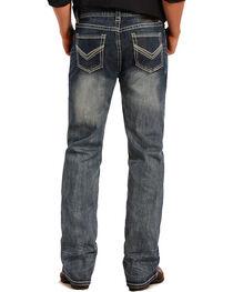 Rock & Roll Cowboy Men's Pistol Reflex Straight Leg Jeans, , hi-res