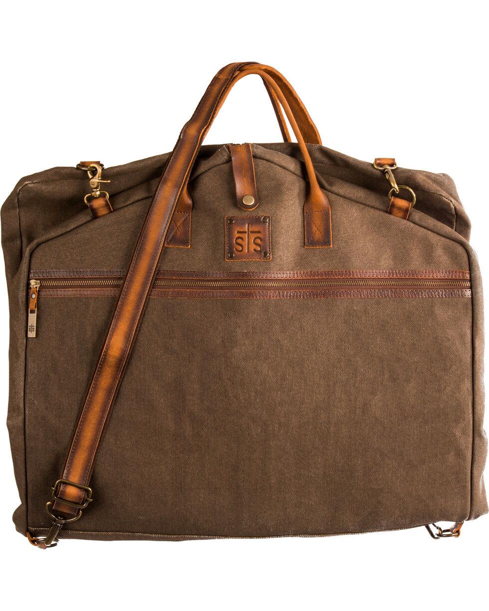 STS Ranchwear Foreman Garment Bag, Olive, hi-res