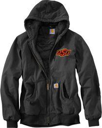 Carhartt Oklahoma State University Cowboys Sandstone Active Jacket, , hi-res