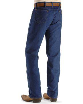 Wrangler Men's Original Fit Prewashed Jeans, Indigo, hi-res