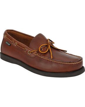 Eastland Men's Tan Yarmouth Camp Moc Slip On , Tan, hi-res