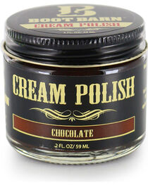 BB Ranch Chocolate Leather Cream Polish , , hi-res