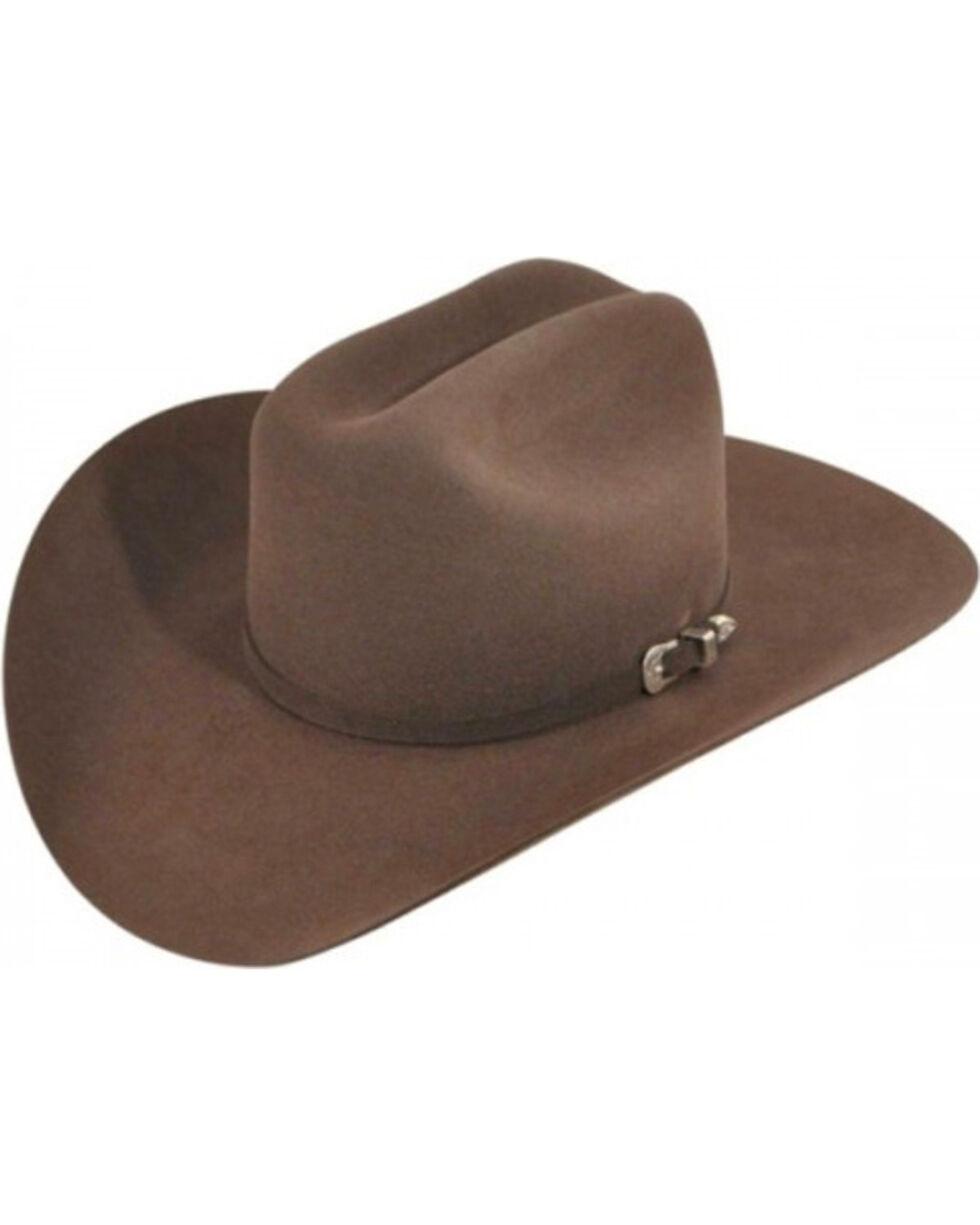 Bailey Men's Pro 5X Wool Felt Cowboy Hat, Brown, hi-res