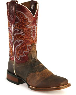 Dan Post Women's San Michelle Cowgirl Certified Western Boots, Copper, hi-res