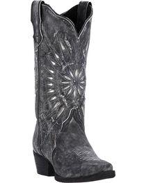 Laredo Women's Starburst Western Boots, , hi-res