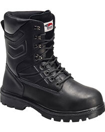Avenger Men's Internal MetGuard Work Boots - Steel Toe, , hi-res