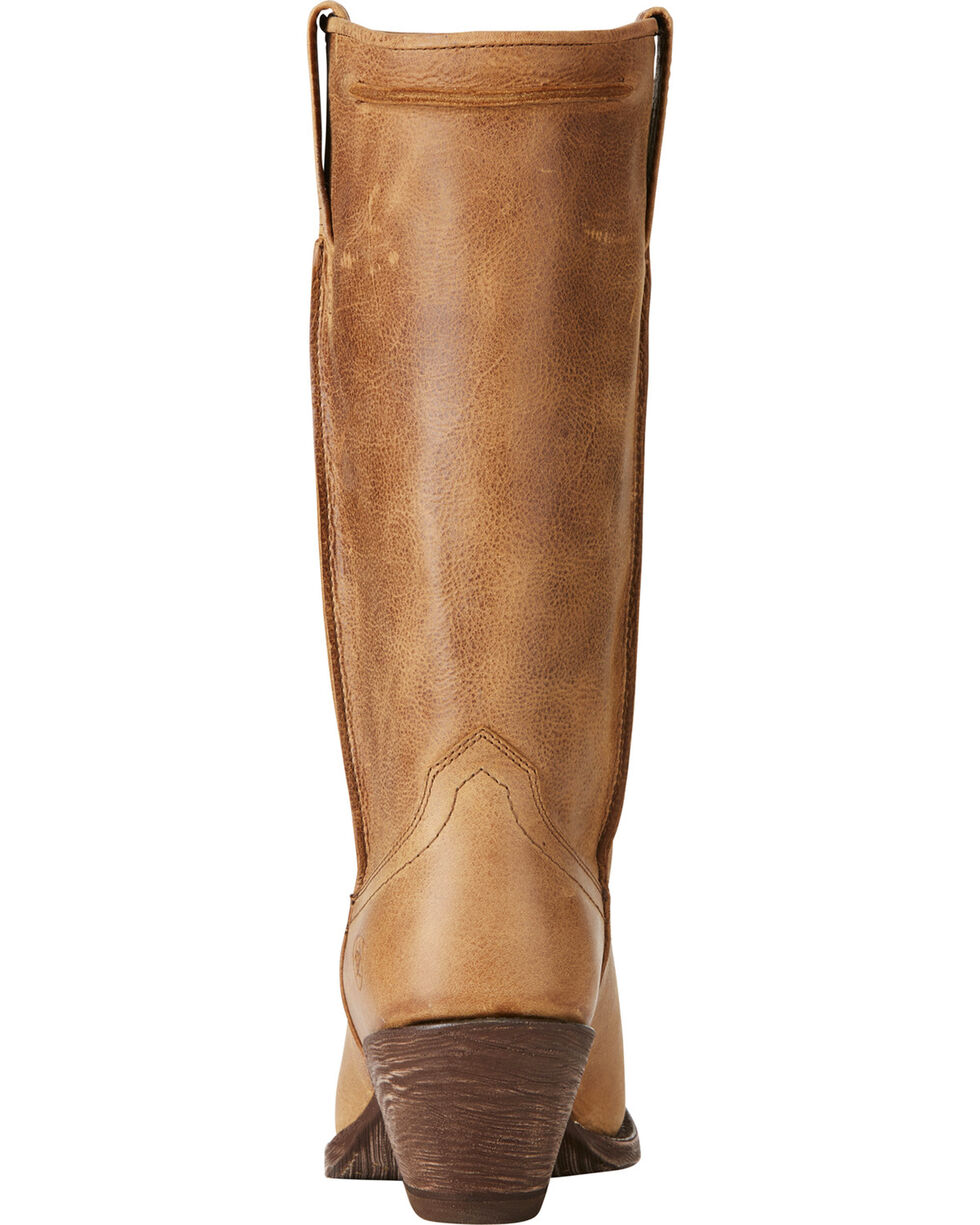 Ariat Women's Rowan Southern Tan Western Boots - Square Toe, Tan, hi-res